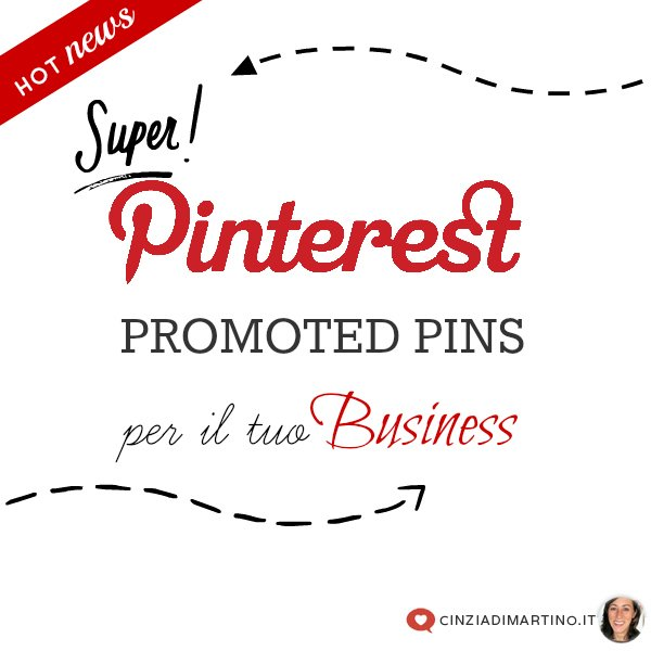 Pinterest introduce i Promoted Pin per le aziende